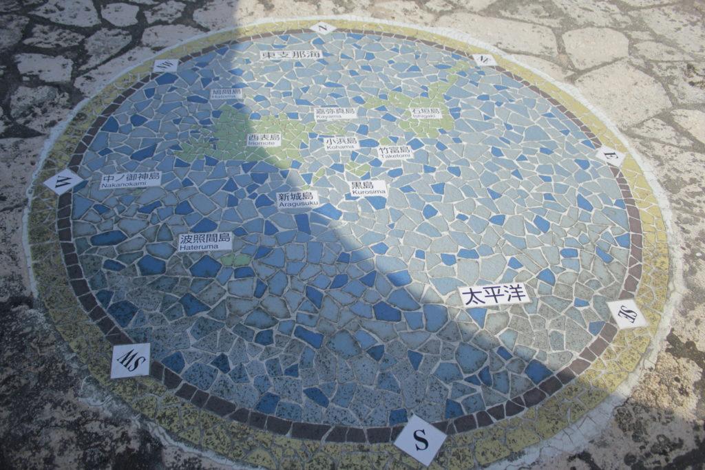 黒島マップ