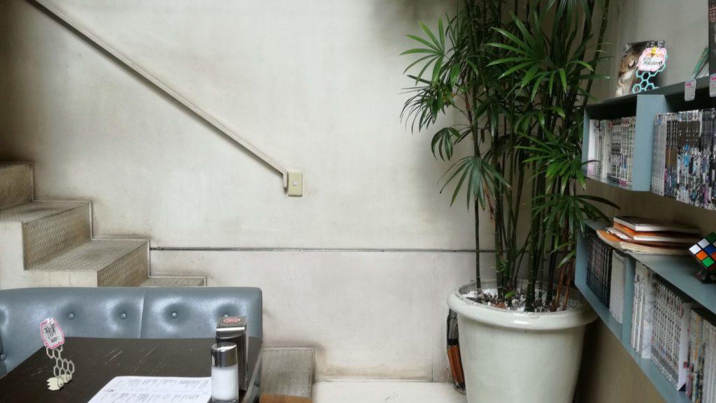 隠れ家カフェ「アヂト」