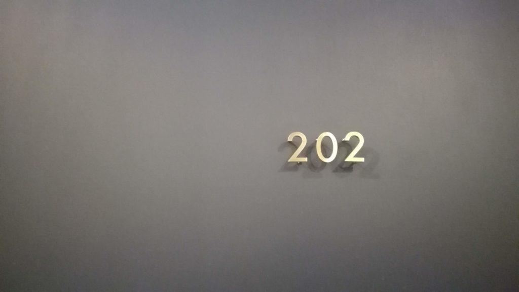 CITANの部屋の扉
